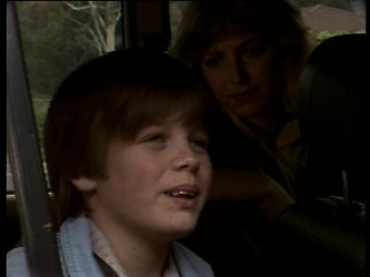 Bradley Townsend, Andrea Townsend in Neighbours Episode 0285