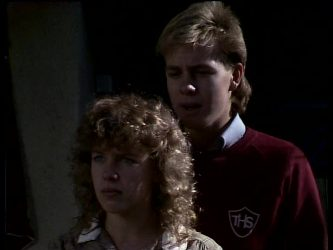 Charlene Mitchell, Scott Robinson in Neighbours Episode 0286