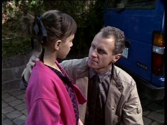 Lucy Robinson, Jim Robinson in Neighbours Episode 0287