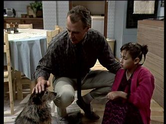 Billy, Jim Robinson, Lucy Robinson in Neighbours Episode 0288