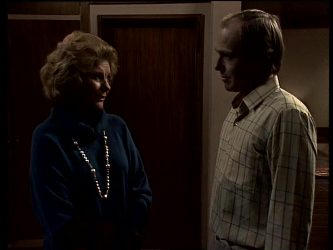Madge Bishop, Fred Mitchell in Neighbours Episode 0288