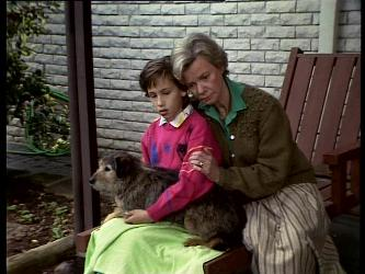 Billy, Lucy Robinson, Helen Daniels in Neighbours Episode 0289