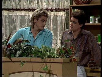 Shane Ramsay, Paul Robinson in Neighbours Episode 0290