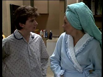 Danny Ramsay, Madge Mitchell in Neighbours Episode 0290