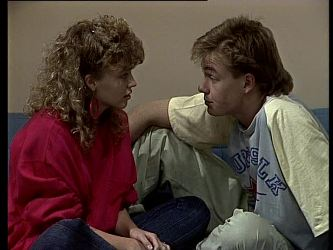 Charlene Mitchell, Scott Robinson in Neighbours Episode 0290
