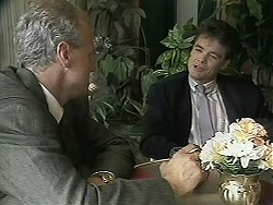 Jim Robinson, Paul Robinson in Neighbours Episode 1135