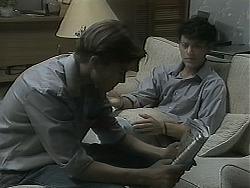 Todd Landers, Josh Anderson in Neighbours Episode 1136