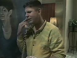 Joe Mangel in Neighbours Episode 1136