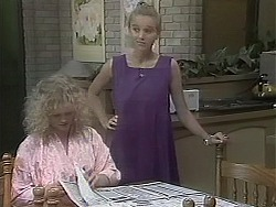 Sharon Davies, Bronwyn Davies in Neighbours Episode 1137