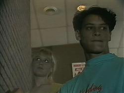Melissa Jarrett, Josh Anderson in Neighbours Episode 1137