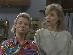 Helen Daniels, Beverly Robinson in Neighbours Episode 1148