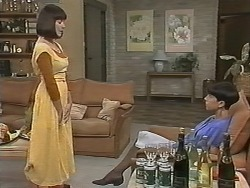 Kerry Bishop, Hilary Robinson in Neighbours Episode 1148
