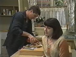 Joe Mangel, Kerry Bishop in Neighbours Episode 1149