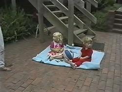 Sky Mangel, Jamie Clarke in Neighbours Episode 1149