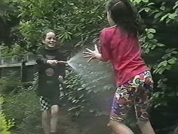 Lochy McLachlan, Natasha Kovac in Neighbours Episode 1149