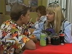Todd Landers, Melissa Jarrett in Neighbours Episode 1150