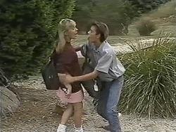 Melissa Jarrett, Todd Landers in Neighbours Episode 1152