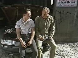 Matt Robinson, Jim Robinson in Neighbours Episode 1152