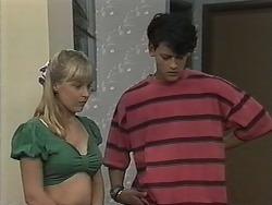 Melissa Jarrett, Josh Anderson in Neighbours Episode 1152