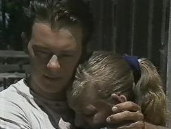 Matt Robinson, Lee Maloney in Neighbours Episode 1152