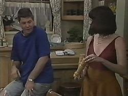 Joe Mangel, Kerry Bishop in Neighbours Episode 1152