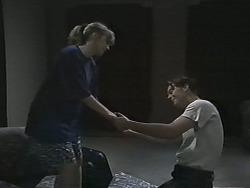 Lee Adams, Matt Robinson in Neighbours Episode 1152