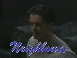Matt Robinson in Neighbours Episode 1152