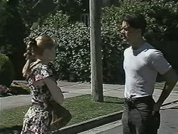 Melanie Pearson, Matt Robinson in Neighbours Episode 1153