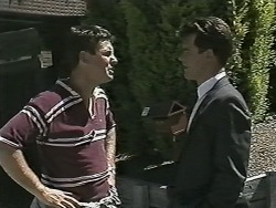Joe Mangel, Paul Robinson in Neighbours Episode 1154