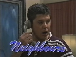 Joe Mangel in Neighbours Episode 1154