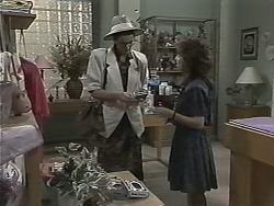Dorothy Burke, Christina Alessi in Neighbours Episode 1155