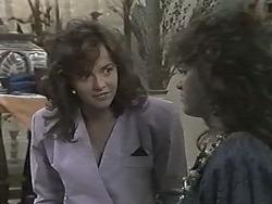Caroline Alessi, Christina Alessi in Neighbours Episode 1155