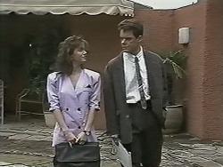 Caroline Alessi, Paul Robinson in Neighbours Episode 1155