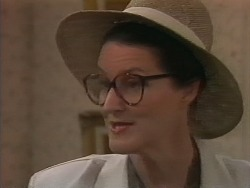 Dorothy Burke in Neighbours Episode 1156