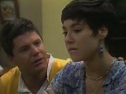 Joe Mangel, Kerry Bishop in Neighbours Episode 1156