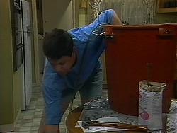 Joe Mangel in Neighbours Episode 1156