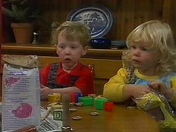 Jamie Clarke, Sky Mangel in Neighbours Episode 1156