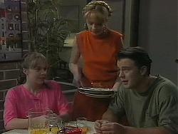 Lee Maloney, Melanie Pearson, Matt Robinson in Neighbours Episode 1157