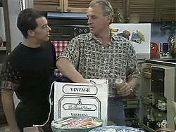 Matt Robinson, Jim Robinson in Neighbours Episode 1157