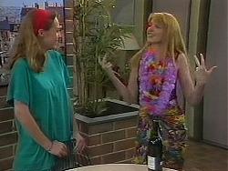 Lee Maloney, Melanie Pearson in Neighbours Episode 1157