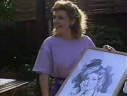 Beverly Marshall in Neighbours Episode 1157