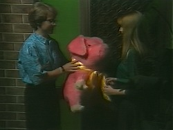 Kelvin Stubbs, Melanie Pearson in Neighbours Episode 1158