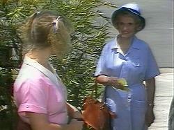 Sharon Davies, Norma Walker in Neighbours Episode 1158