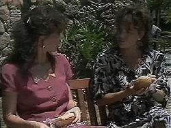 Caroline Alessi, Christina Alessi in Neighbours Episode 1160