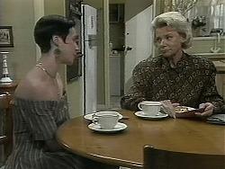 Kerry Bishop, Helen Daniels in Neighbours Episode 1160