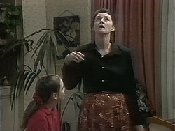 Lochy McLachlan, Dorothy Burke in Neighbours Episode 1160