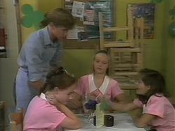 Ryan McLachlan, Schoolgirl in Neighbours Episode 1161