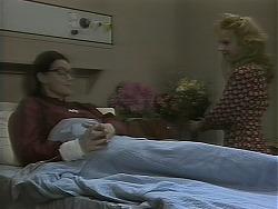 Dorothy Burke, Melanie Pearson in Neighbours Episode 1161