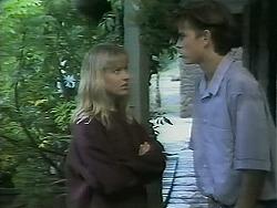 Melissa Jarrett, Todd Landers in Neighbours Episode 1161