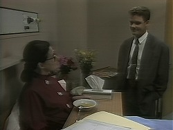 Dorothy Burke, Paul Robinson in Neighbours Episode 1161